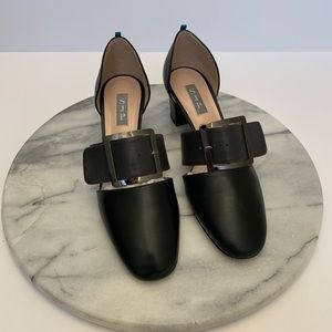 "SJP by Sarah Jessica Parker ""anahita"" buckle heels"